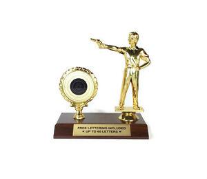 Pistol-Shooter-Trophy-Fantasy-Target-Desktop-Series-Award-Free-Lettering