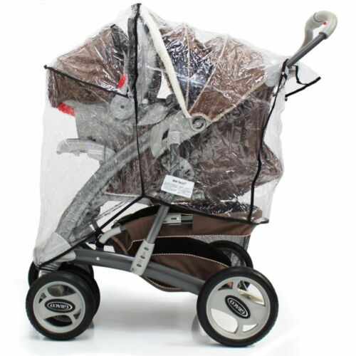 Universel Housse de pluie s/'adapte Mothercare U-MOVE Système de Voyage
