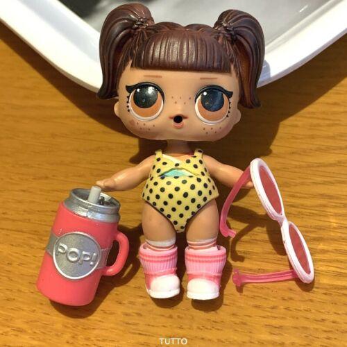 LOL Surprise Doll Under Wraps Series 4 Kansas QT NEW Rainbow DOLL dress as Pic.