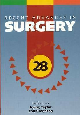 (Good)-Recent Advances in Surgery 28: v. 28 (Paperback)--1853156108