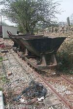 Hudson tipper wagon Binnie engineering 32mm gauge SM32 garden railway 16mm LGB