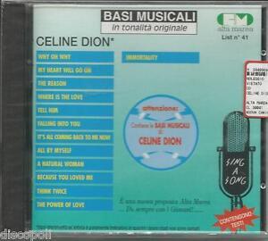 BASI-MUSICALI-Celine-Dion-CD-SEALED