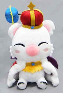 Final-Fantasy-Brave-Exvius-Moogle-King-Ver-Plush-Doll-Stuffed-Prize-SQUARE-ENIX