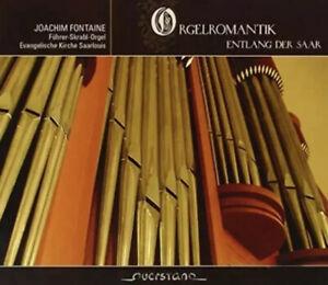 Orgelromantik-Entlang-Der-Saar-US-IMPORT-CD-NEW