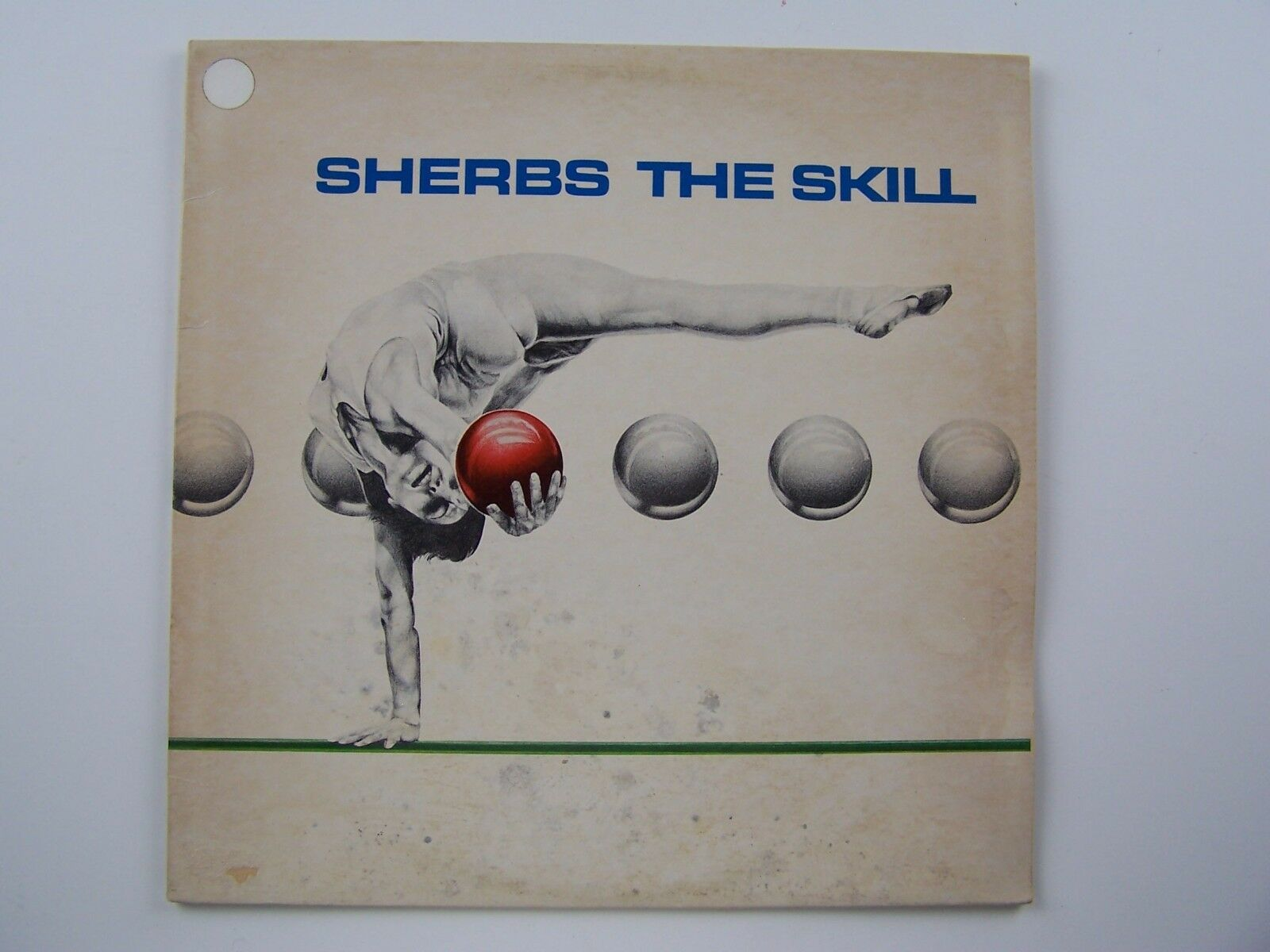 Sherbs - The Skill Vinyl LP Record Album SD 38-137