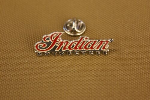 Indian Motorcycle Logo Pin For Hats And Jackets Show Off Your Motorcycle Pride!