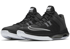 6837dc90694 Men s Nike Air Versitile II 921692 001 size 8-13 Black Basketball ...