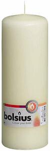 Quality-Bolsius-Large-Church-Pillar-Candle-20cm-x-7cm-200mm-x-70mm-78h