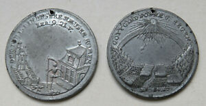 Sachsen-Zinnmedaille-1772-auf-das-2-Zinnmedaille-auf-3-Viertel-des-Jahres