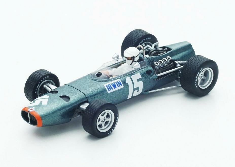 los nuevos estilos calientes BRM P261 n.15 British Grand Prix 1967 Chris Irwin Irwin Irwin S4795 Spark 1 43 nuevo en una caja   Todos los productos obtienen hasta un 34% de descuento.