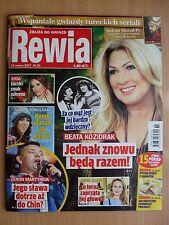REWIA 11/2017 BAJM,Limahl,Muhtesem Yuzyil/Metin Akdulger,Doda,Edyta Gorniak