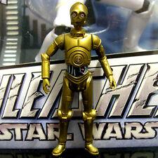 STAR WARS the clone wars C-3PO protocol droid w/ glowing eyes CW16