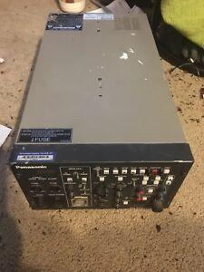 Panasonic-DVCPRO-Digital-Triax-Base-Station-AJ-BS900HP