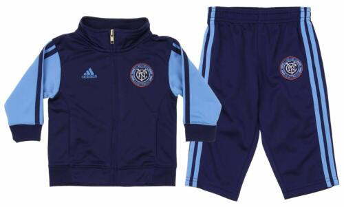 Adidas MLS Infant New York City FC Two Piece Track Set