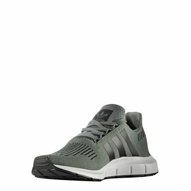 adidas Originals Swift Run Green | Adidas, Knit shoes