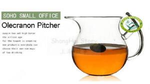 Glass-Gong-Fu-Tea-Cha-Hai-Fair-Cup-Serving-Pitcher-250ml-8-5-oz