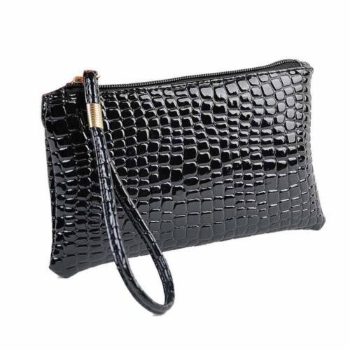 Women Fashion Wallets Envelope Bag Leather Clutch Messenger Handbag Coin Purse 0