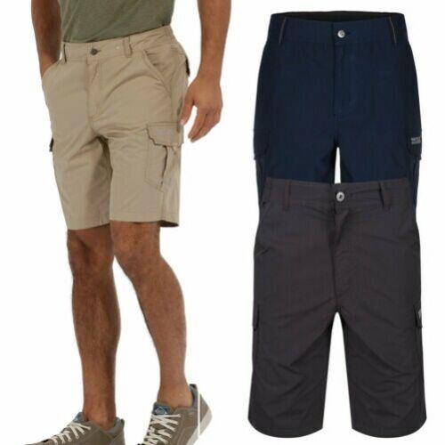 Regatta Herren Delph Taschen Wasserabweisend Atmungsaktiv Shorts 60/%OFF