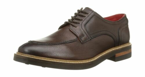 Mens Base London Leather Lace-Up Shoes Formal Casual Smart Office Wear Size 11