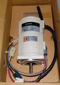 New Denso 5th Axis Robot Servo Motor Mqm012t2v 410622