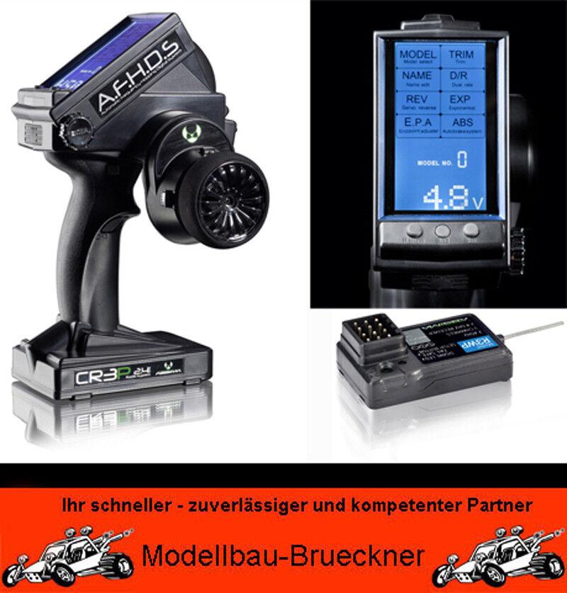 ABSIMA 3 CANALI CAR telecomando cr3p 2,4 GHz incl. ricevitore FG CARSON HPI