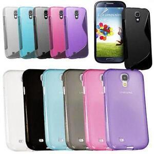 TPU-Silicona-Funda-de-Gel-para-Samsung-Galaxy-S4-i9500-i9505-Protector-Pantalla