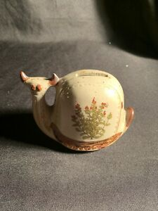 Vintage-Turtle-Bank-Counterpoint-San-Francisco-Made-in-Japan-snail-Bank-1960s