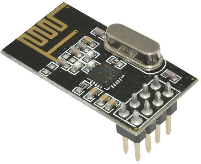 2PCS NRF24L01 2.4GHz Wireless Transceiver Module for arduino Microcontroller