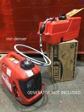 Predator 1400 Watt Inverter Generator 3 Gallon Extended Run Fuel System