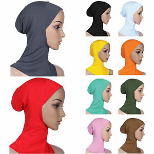 2016-New-Muslim-Cotton-Full-Cover-Inner-Long-Scarf-Hijab-Islamic-Underscarf-Hats