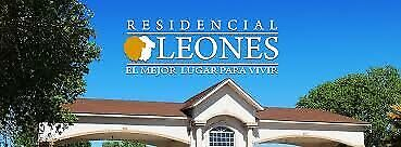 RENTA DEPARTAMENTO RESIDENCIAL LEONES