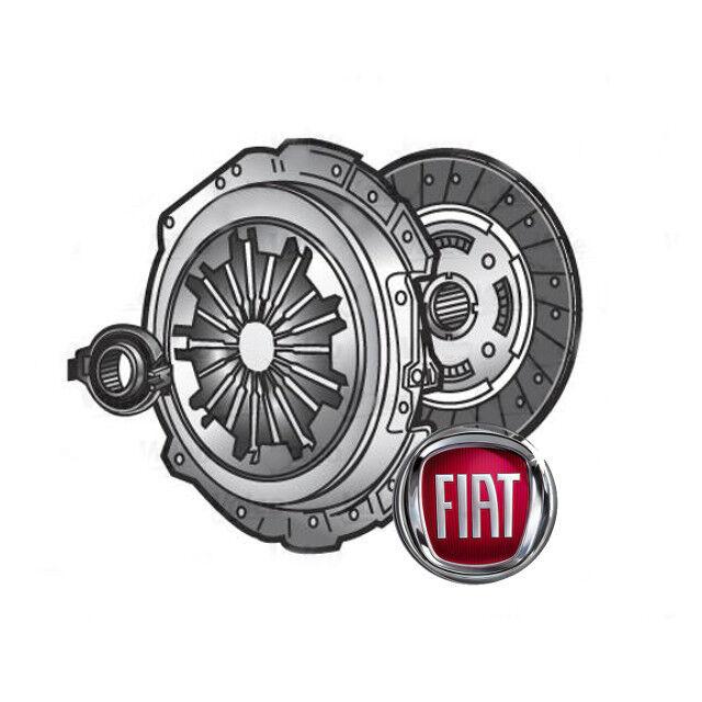 Set embrague,Cojinete Idr FIAT Ducato Plataforma marco de la placa 250/110 MJET