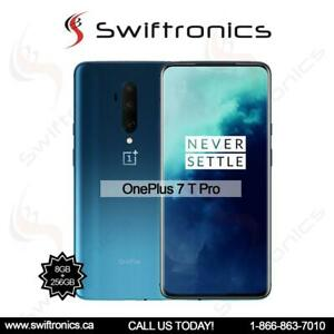 OnePlus 7T Pro 8GB 256GB 6.67 Inch Dual Sim Factory Unlocked Canada Preview