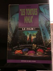 Les-Tortues-Ninja-Le-Film-Album-Du-Film-Edition-1
