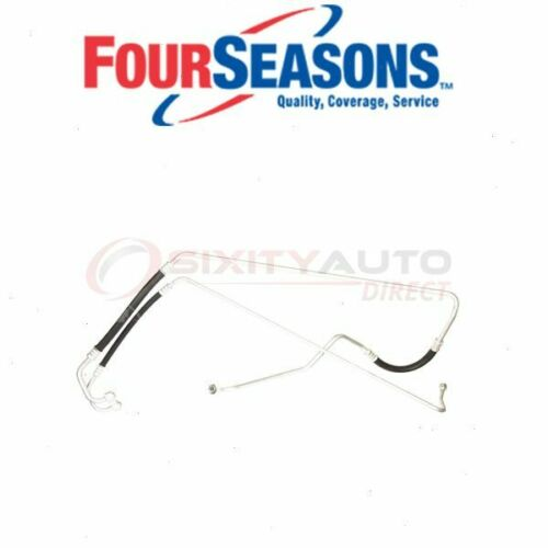 Four Seasons AC Refrigerant Discharge Suction Hose for 1985-1986 Chevrolet uq