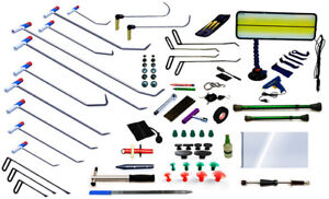 PROFESSIONAL PDR TOOLS DENT REMOVAL KITS WITHOUT PAINTING 94 ITEMS