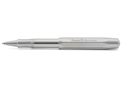 Kaweco AL Sport Gel Rollerball Pen 10000665 RAW Aluminum