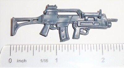 2004 Dreadheads BIN C4 GI JOE Accessory      Heckler /& Koch G-36 Assault Rifle