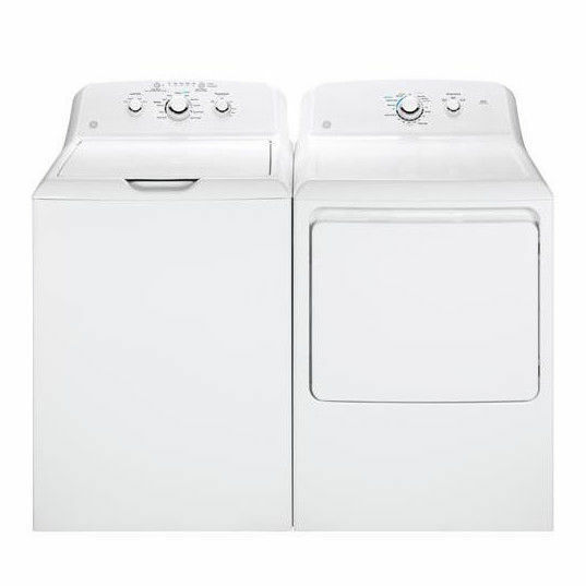GE Washing Machine (GTW330ASKWW) & Tumble Dryer