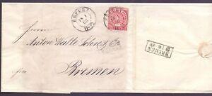 Brief-aus-Erfirt-nach-Bremen-1868-mit-nachverwendetem-Stempel-1-Groschen-217