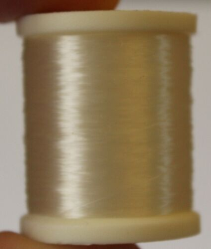 Fly tying Danvilles Monofilament Tying Thread Invisible Colourless M10