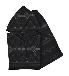 0f1dc2dc Details about Ralph Lauren Polo Double Knit Fleece Beacon Hoodie Jacket &  Pants Track Suit New
