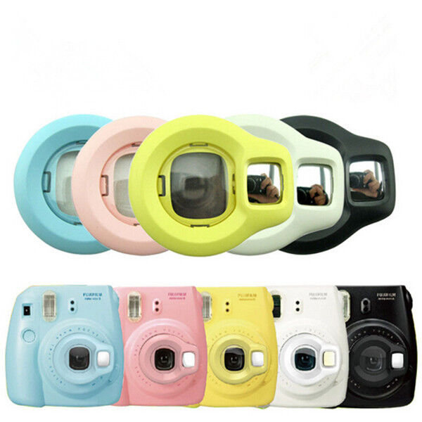 Close-up Lens Rotary Self Shoot Mirror For FujiFilm Instax Mini7s/8 Camera