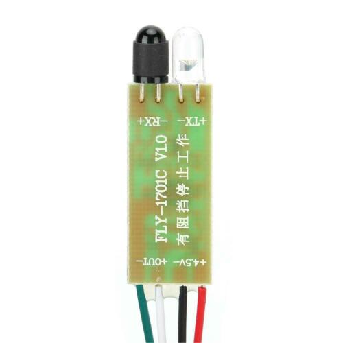 Details about  /2Pc FLY-1701C High Reliability Infrared Line Sensor IR Reflection DIY Module PCB