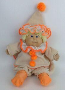 Cabbage Patch Kids Vintage 1982 Rare Face Boy Clown Teeth Dimples