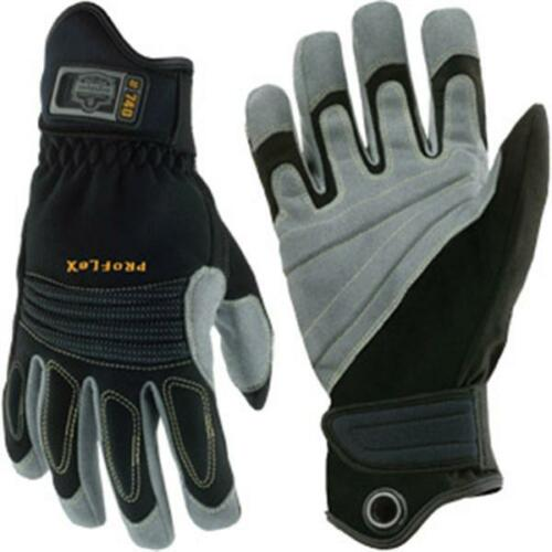 Ergodyne ProFlex 740 Fire /& Rescue Rope Rappelling Safety Utility Gloves L,XL