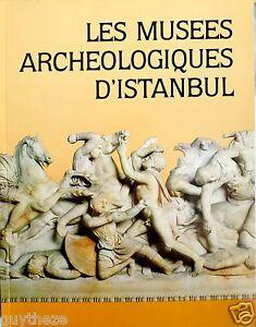 MUSEES-ISTAMBUL-CAPPADOCE-LOT-2-LIVRES-comme-NEUFS-envoi-postal-soigne