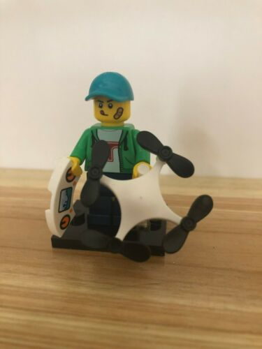 *IN HAND* Lego 71027 CMF Series 20 Minifigures Drone Guy