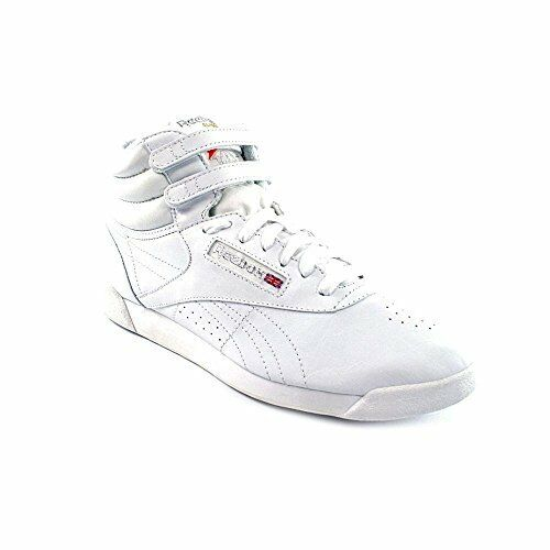 NEW REEBOK 25TH ANNIVERSARY F S HI TOP LACE-UP WHITE SNEAKER SIZE 9