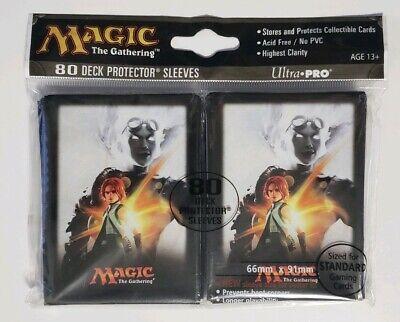 ULTRA PRO 80 MAGIC DECK PROTECTOR SLEEVES MAGIC ORIGINS V4 CHANDRA NALAAR 86261